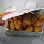 Chicken from Street Vendor